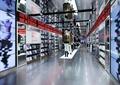 商店设计,商店展示,展示柜,模特展示,宣传画,镜面装饰