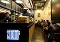 餐饮店,柜台,商业标志,桌椅