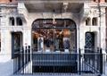 商店设计,入口设计,门头造型,橱窗设计,大门设计