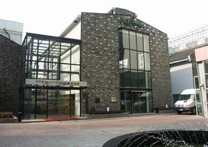 现代主义建筑设计