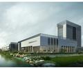 办公楼建筑,办公环境,建筑设计