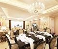 住宅空间,客厅,餐厅,吊灯,餐桌