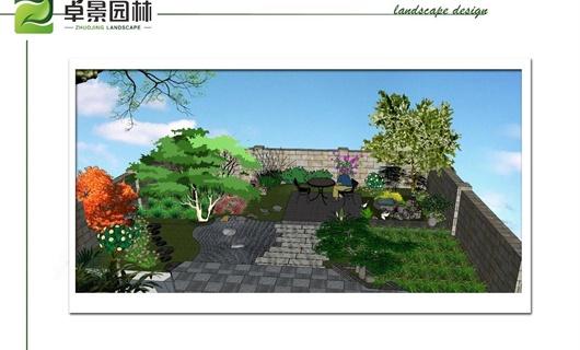 日式实用小庭院
