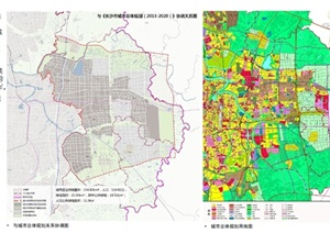 新时期绿地系统规划的创新探索高清汇报文本