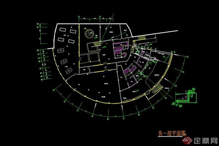 布飞盘的制作方法图形-身房设计cad方案图