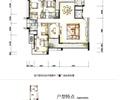 户型图,室内户型,住宅空间