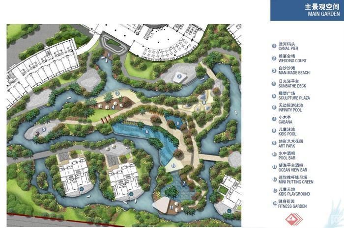 某地佰翔海景酒店景观方案概念设计方案高清pdf文本