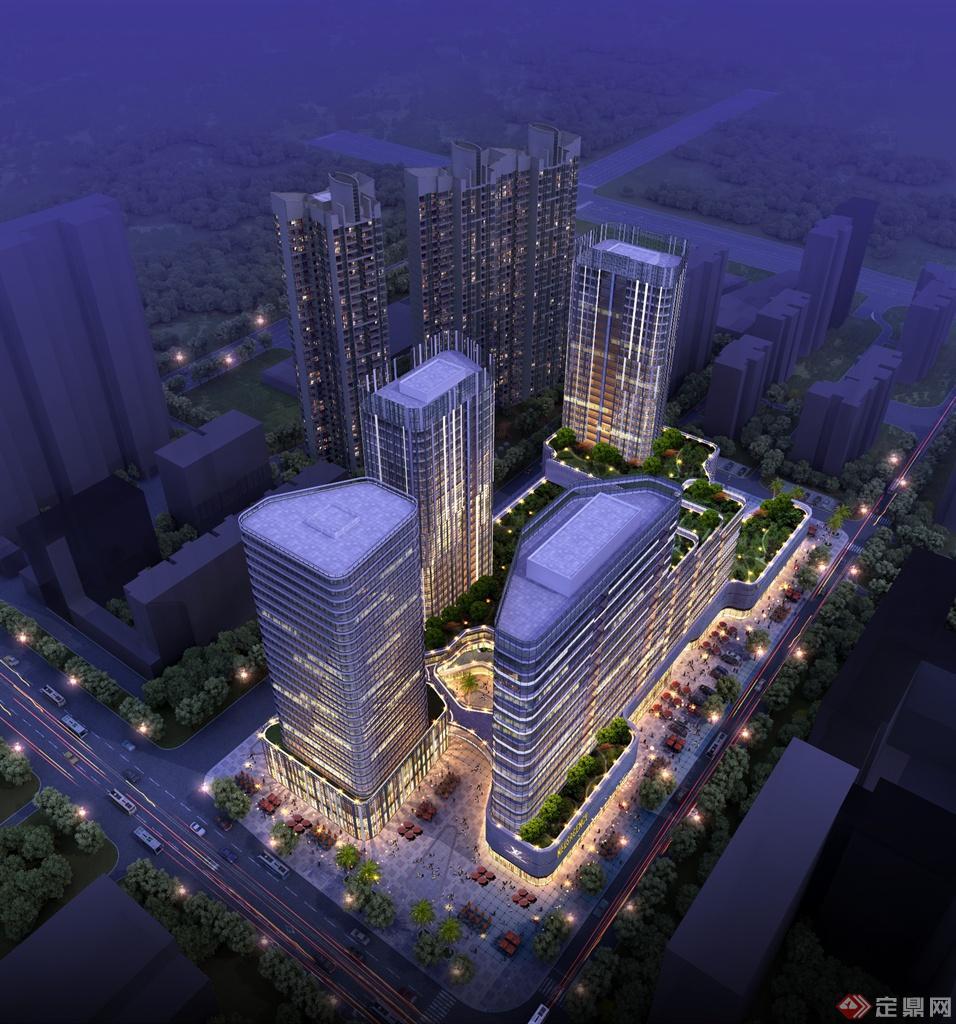 商业建筑面积约4万平方米,主要3层,局部五层。写字楼约4万平米。公寓约4万平米,另一栋可变式公寓建筑面积2万平米。 住宅面积约4.9万平米,总共三个单元,两个两梯四户,一个一梯六户,以80、120平米为主力户型。 充分发挥大学的资源优势,创造出以交流,生态,开放和现代感为主体的商业氛围。 从总体设计到建筑创作,均作多方案比较,高定位、高标准,力求具有强烈的整体感、时代性、于凝重中见潇洒、简约中兼备形神。 结合功能的建筑组合,既统一完整又各具特色,主次分明、相得益彰。 力求经济适用,充分考虑市场效益和社会效