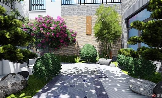 日式庭院设计-圆海文化.禅意网