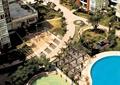 小區景觀,小區規劃,健身廣場,籃球場,泳池景觀,樹池