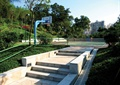 體育場地,入口臺階,臺階設計,籃球場