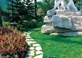 小区景观,石板汀步,雕塑小品,雕塑设计