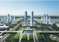 某城市新区概念性规划设计方案高清pdf文本