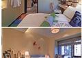 亲子空间,儿童房,儿童床