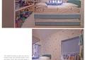 亲子空间,儿童房,床