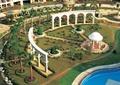 小区中庭景观,廊架,树池,凉亭,园桥,水池