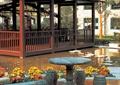 水上亭子,景观亭,桌椅组合,亲水平台