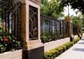 铁艺栏杆,栏杆围栏,景观柱