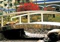 園橋,園橋拱橋,卵石水溝