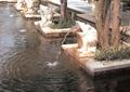 噴水雕塑,雕塑設計,雕塑小品,水池景觀