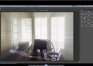 ps 滤镜 模拟真实光芒制作的插件DFTRays