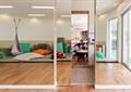 幼儿园设计,幼儿园空间,休息室