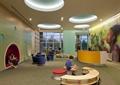 医院空间,医院大厅,坐凳