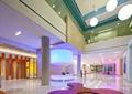 医院,医院空间,坐凳,吊灯