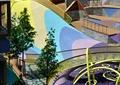 公园景观,公园设计,儿童游乐场,栏杆围栏,雕塑小品
