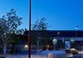 青少年运动场,运动场地,高杆灯