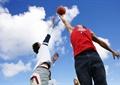 篮球运动场