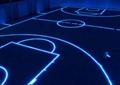 篮球场,篮球场地面
