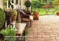 庭院,庭院景观,地面铺装,椅子,桌子