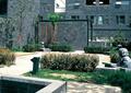 庭院景观,庭院设计,雕塑设计,景墙设计