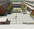 小学景观,学校景观,学校大门,学校环境