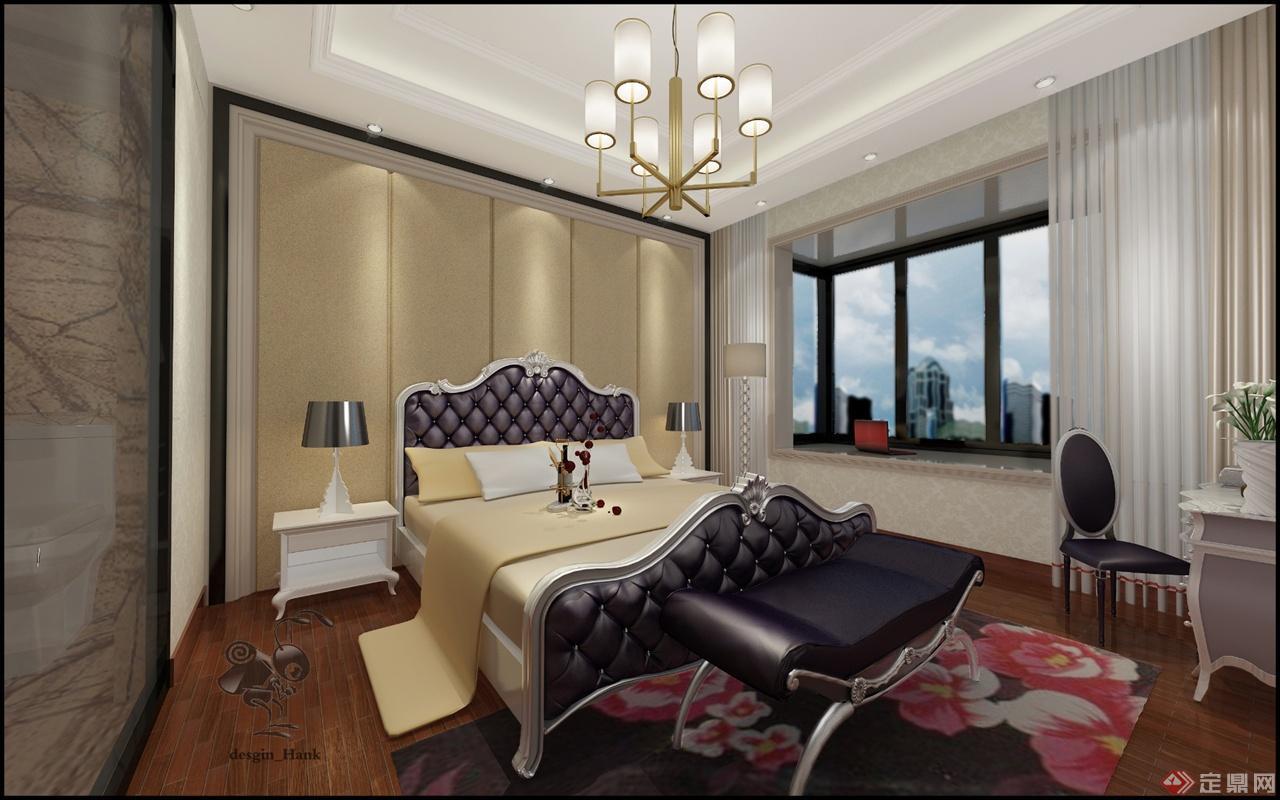 家装设计-现代欧式大宅设计-a&p康田室内设计咨询有限