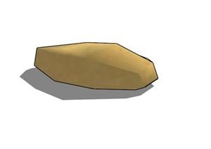 某黄石景石石头素材