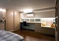 卧室,床,柜子,桌椅