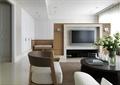 客厅,客厅沙发,椅子,电视柜