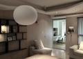 餐桌椅,吊灯,柜子,沙发