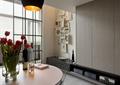 餐桌椅,吊燈,柜子