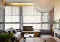客厅,餐厅,餐桌,吊灯,沙发组合