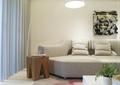客厅,沙发组合,落地灯