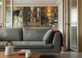 客厅,沙发,沙发茶几,坐凳,柜子
