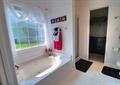 卫浴空间,卫浴设施,浴缸