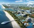 滨海城市,滨海建筑,城市景观