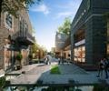商业街,商业建筑,商业环境,商业楼