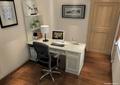 书房,桌椅,电脑桌椅