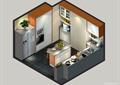 厨房设计,橱柜,洗菜池,吧台,吧椅