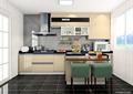 厨房设计,橱柜,洗菜池,吧台,椅子